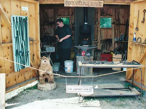 Fair Blacksmith Shop | Daily Entertainment