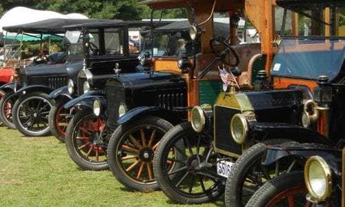 Antique Cars | Annual Marshfield Fair Events