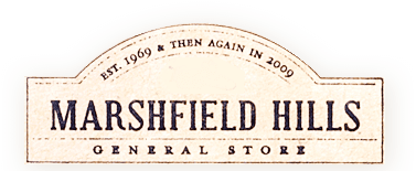 Marshfield General Store Logo | Market Sponsors
