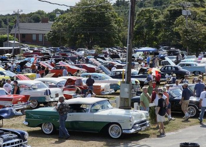 Spindles Car Show | Marshfield Fairgrounds Facility Rentals