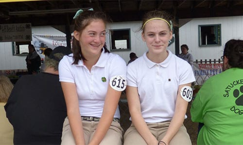 4H Exhibitors | Annual Marshfield Fair Exhibitor Information