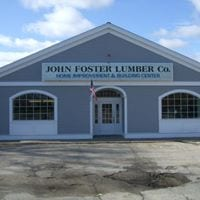 John Foster Lumber Co. Storefront | Marshfield Fair Sponsor