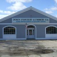 John Foster Lumber Co. Storefront | Marshfield Fair Sponsor